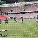 Mbappé abriu o placar do PSG sobre o Nice