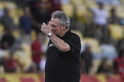 Abel deixou o Vasco após derrota no clássico contra o Fluminense