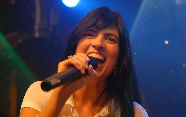 cantora gospel