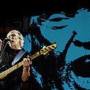 """Ousado e político, Roger Waters chama o presidente dos Estados Unidos, Donald Trump, de """"porco"""" no show Us + Them que passa por Salvador, São Paulo, Rio de Janeiro, Belo Horizonte, Porto Alegre, Brasília e Curitiba"""