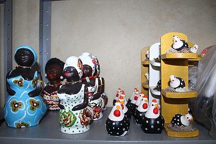 Martagão recebe doação de mais de 30 mil peças de artesanato da Setre