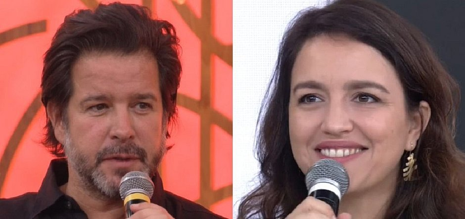 Murilo Benício Está Namorando Baiana Autora De Próxima