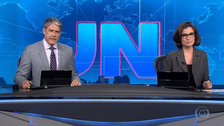 No aniversário de 50 anos, Jornal Nacional vai ter apresentadores ...