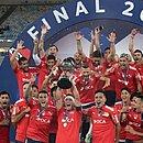Maior vencedor da Libertadores, Independiente é maior ameaça ao Bahia no grupo B