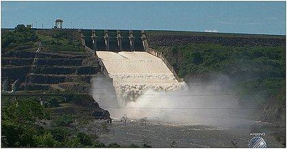 Barragem abastece Recôncavo e parte de Salvador