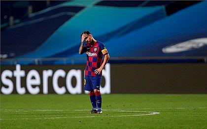Messi conversou com técnico do Barça sobre seu futuro na equipe
