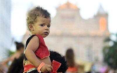 Criança no Pelô