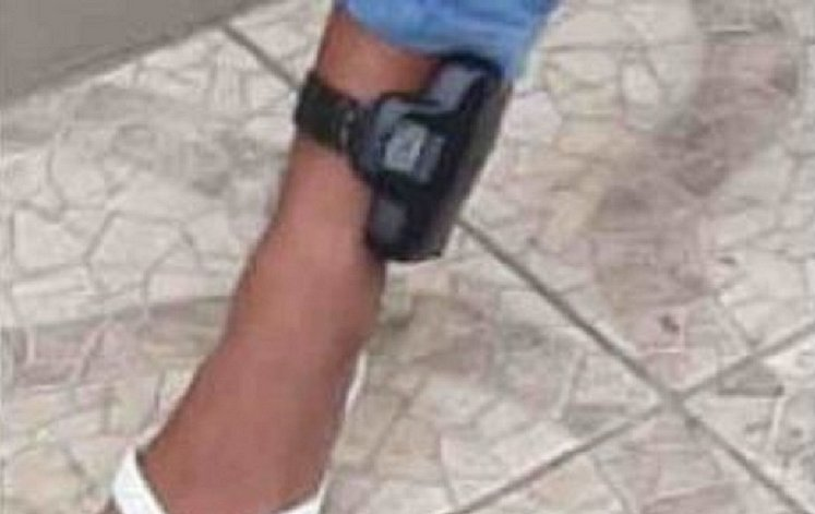 tornozeleira eletrônica
