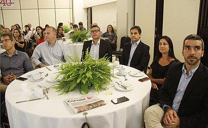 Café da manhã organizado pelo Jornal Correio no Hotel Quality São Salvador