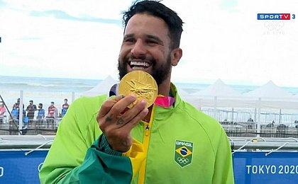 Medalha de ouro das Olimpíadas vale até R$ 3,7 milhões