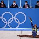 Após a prata, Rebeca irá disputar a final no solo, além do salto