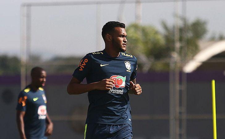 Brumado é convocado para a seleção brasileira sub20