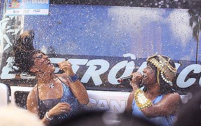 Márcio Victor no Carnaval 2012