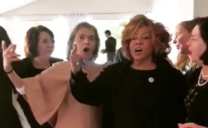 Carmen Lúcia, Raquel Dodge e Alcione cantam samba juntas; assista