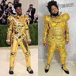 O rapper Lil Nas X e a versão de John Drops