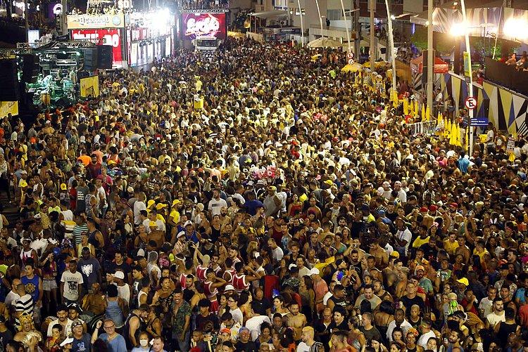 Vai curtir? Confira a programação do Carnaval de Salvador nesta sexta-feira