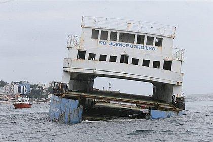 Turista indesejado: ferry afundado pode incentivar instalação de coral invasor