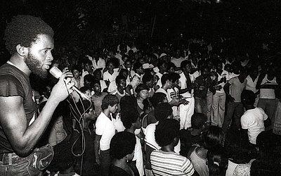 Badauê em 1980