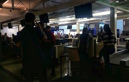 Procon notifica Vinci após apagão no Aeroporto de Salvador