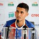 Daniel é apresentado oficialmente na Cidade Tricolor