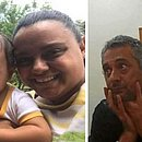 Mãe com Bernardo e o suspeito