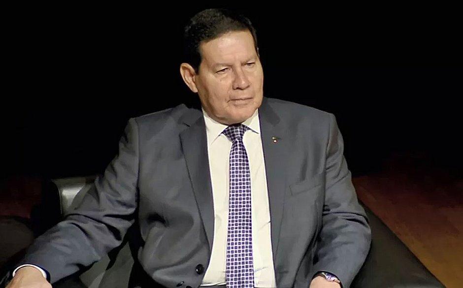 Mourão: desejo que relações entre Brasil e Argentina sejam mais fortes e maduras