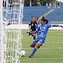 Mylena Carioca, do São José, marcou três gols