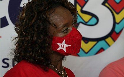 Major Denice cita abstenções por pandemia ao avaliar derrota: 'muitos não foram'