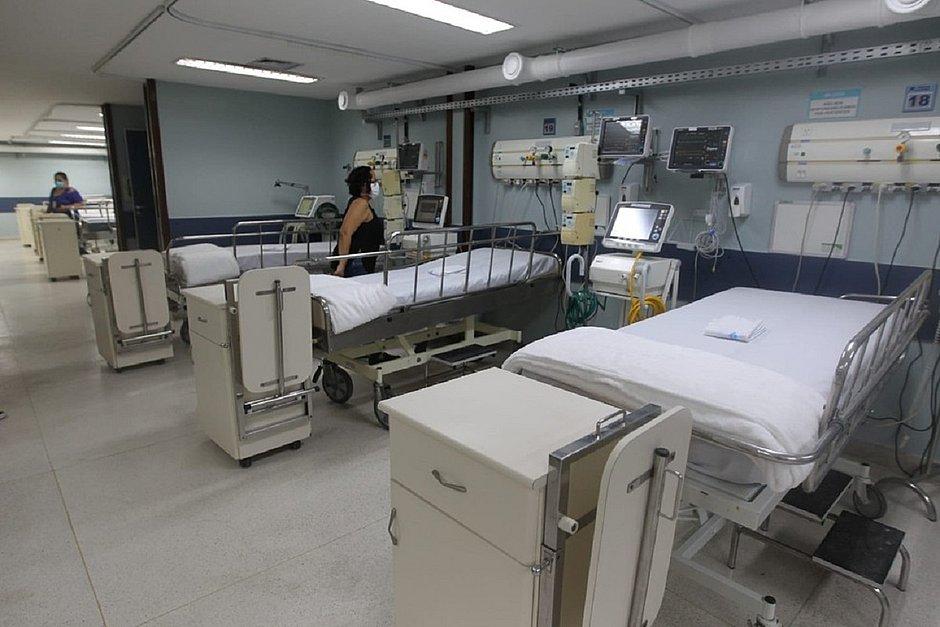 Bahia bate recorde de pacientes internados na UTI por Coronavírus