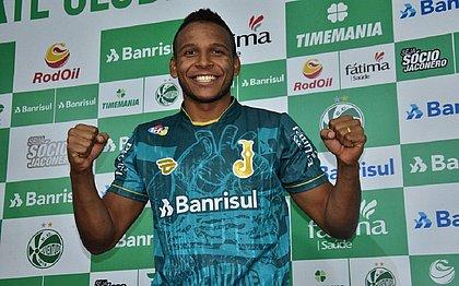 Gabriel Bispo se destacou com a camisa do Juventude em 2020