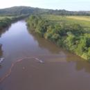 A situação do Rio Paraopeba após o rompimento da Barragem da Mina do Feijão vem sendo monitorada pelo governo