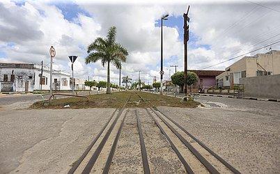 A cidade de Esplanada a 170 quilômetros de Salvador