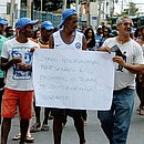 Pescadores ocuparam Inema nesta terça-feira (22)