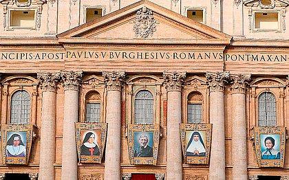 Veja tudo o que aconteceu na canonização de Irmã Dulce