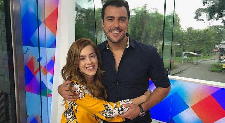 Ex-BBB's deixam Vídeo Show e Joaquim Lopes reassume bancada