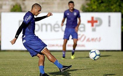 Com Nino em campo, Bahia volta aos treinos de olho no Ceará