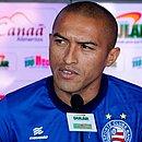 Nino acertou a renovação com o Bahia