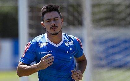 Willian, ex-jogador do Cruzeiro