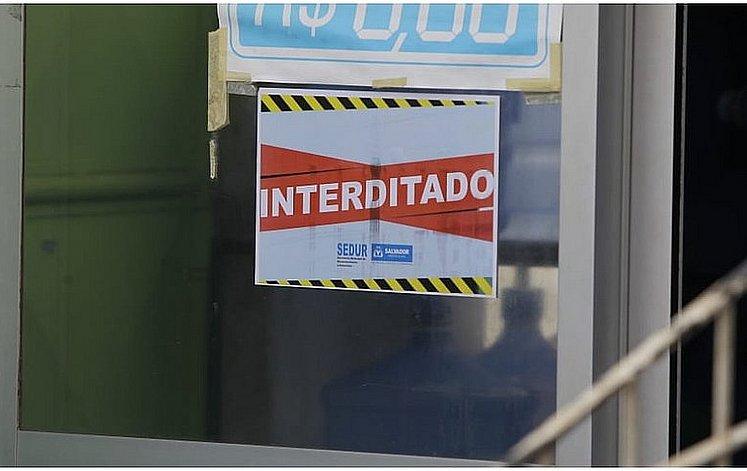 interdição