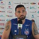 Com contrato perto do fim, Gilberto voltou a falar em fazer história com a camisa do Bahia