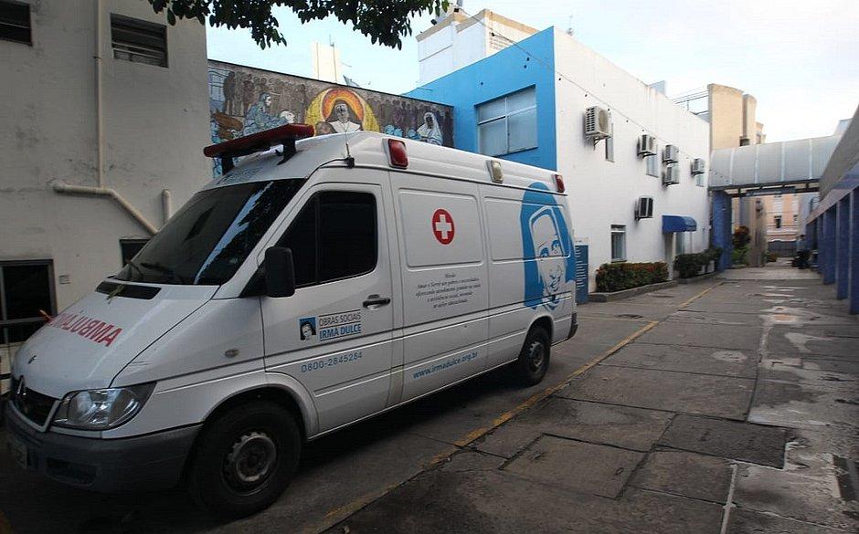 Após surto de covid-19, hospital das Obras Sociais Irmã Dulce transfere 200 pacientes