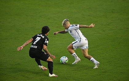 Santos e Red Bull Bragantino empataram em 1x1