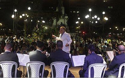 Baile leva música instrumental, dança e samba-reggae para o Campo Grande