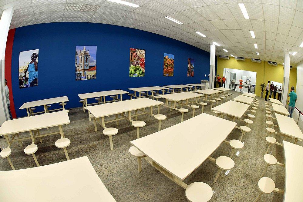 Prefeitura inaugura restaurante popular em Pau da Lima - Jornal ...