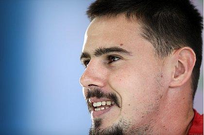 Matheus Teixeira quer se firmar como titular do gol do Bahia