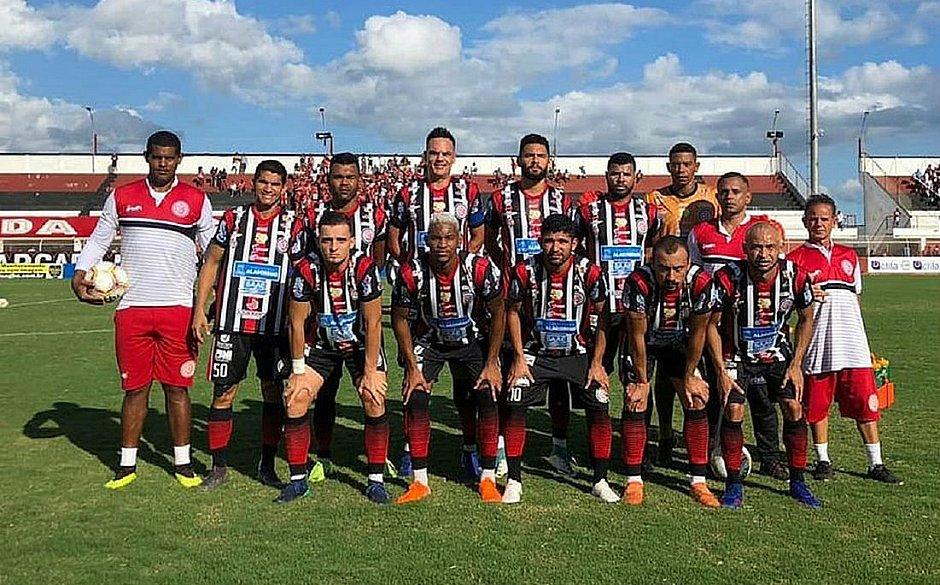 Atlético ocupa o 5º lugar no Baianão