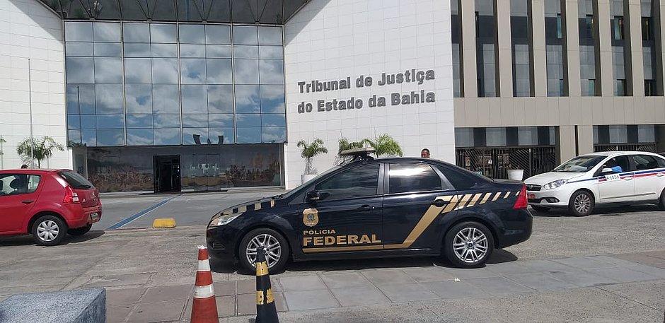 Presidente do TJ-BA é afastado do cargo; 'Surpreendido', diz tribunal em nota