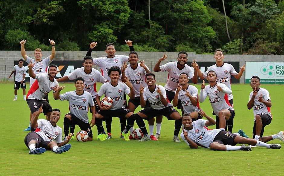 Sub-23 se reapresentou nesta semana na Toca do Leão (Maurícia da Matta   EC  Vitória) 0e60e33937e67