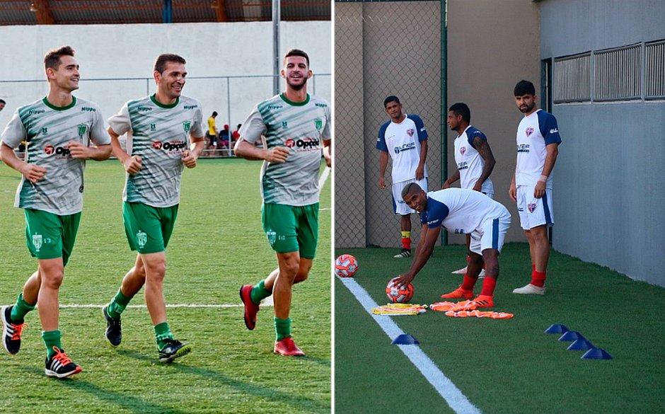 47aa6e8c9c914 Vitória da Conquista e Bahia de Feira abrem semifinal do Baianão. Times do  interior se enfrentam ...