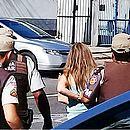 Heloisa foi presa em flagrante